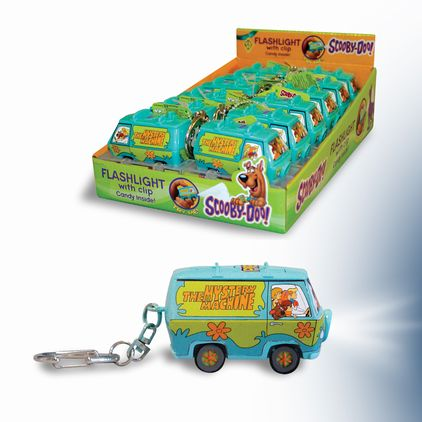 Scooby Doo Mystery Machine Light Up Keychain  058ee488a854