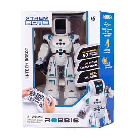 Xtrem Bots   Play Visions